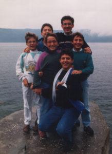 1986-Gita al lago