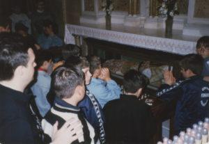 1990-Pellegrinaggio a Messina