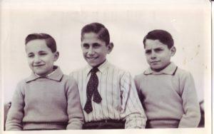 1947-Primi orfani