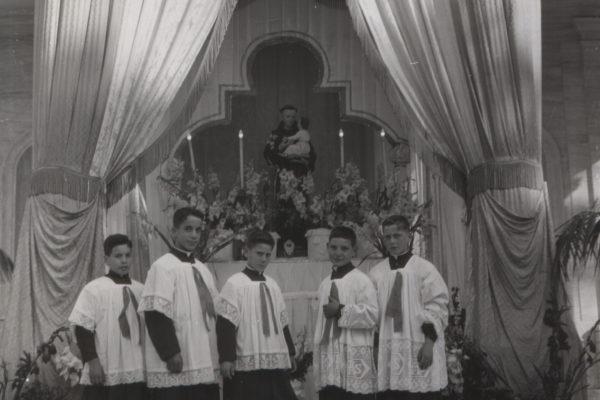 1965 prime comunioni