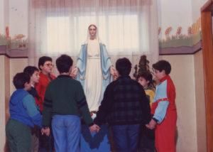 1980-Festa dell'Immacolata Concezione