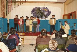 1987-Recita di Natale