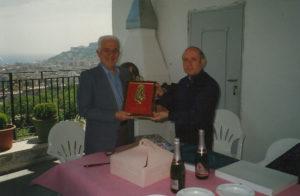 1996-Il nostro collaboratore Raffaele Bianco va in pensione