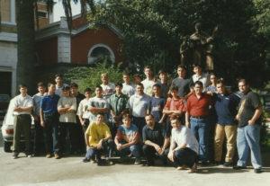 1997-Gruppo di Seminaristi