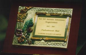 1997-Targa dei 50 anni ex allievi