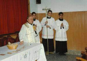 1998-Festa del Battessimo di Gesù