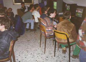 1999-Sala giochi per i giorni di pioggia