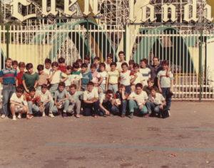 1985-Campo Scuola