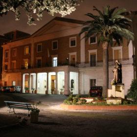 Istituto Antoniano Scorcio notturno