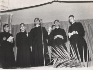 1961-Giovani religiosi