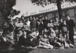 1978-Gita all'aeroporto