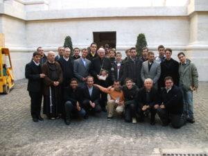 2011-Sacerdoti e Seminaristi a Roma