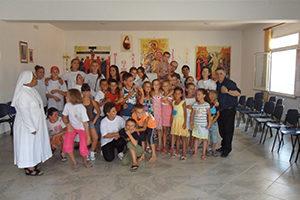 2011-Missione in Albania