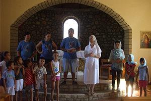 2015-Missione in Albania