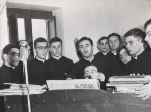 1958-Giovani religiosi