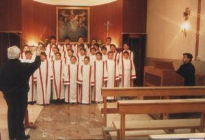 1984-Prove di canto