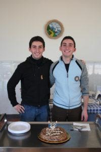 2006-Compleanno dei gemelli Pappalettera oggi Sacerdoti Rogazionisti