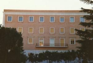 1997-La facciata dell'Istituto restaurata