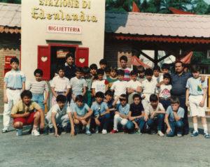 1984-Campo Scuola